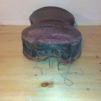 Перетяжка мото сидений в кожу в СПб